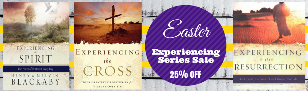 easter books-2 – Blackaby Ministries International